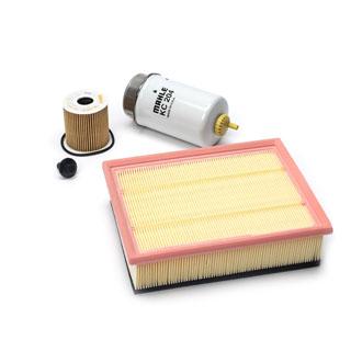 Filter Change Kit Defender TDCi