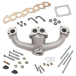 Exhaust Manifold Kit - Series IIA & III