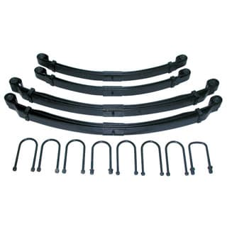 PARABOLIC SPRING SET OF 4-2/3LEAF 88+109