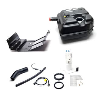 PLASTIC FUEL TANK KIT 110 FOR RN CHASSIS