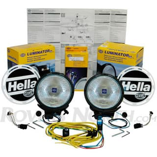HELLA 4000 DRIVING LAMP KIT 100 WATTS
