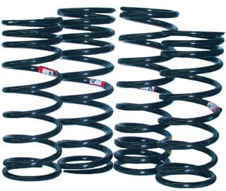 Coil Spring Set Genuine Heavy Duty For Range Rover Classic
