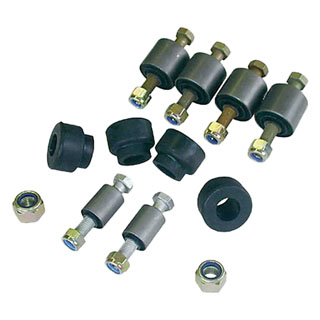 SUSPENSION BUSH KIT FRT RRC PRE 1986