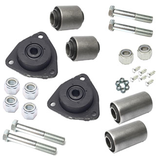 Suspension Bushing Kit Rear