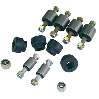 SUSPENSION BUSH KIT FRNT RRC 1991-95