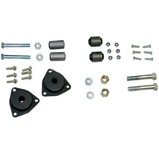 SUSPENSION BUSH KIT REAR 93 R/R,DI & DEF