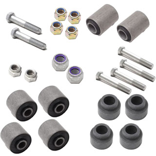 SUSPENSION BUSH KIT FRONT NAS 90