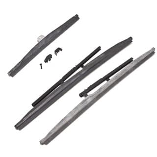 Winter Wiper Blades Disco II Frt & Rear
