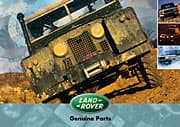 Land Rover Poster Ser IIA 16 1/2 X 23 In