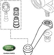 Drop Arm - Non-Ball Joint Range Rover '92, Discovery I