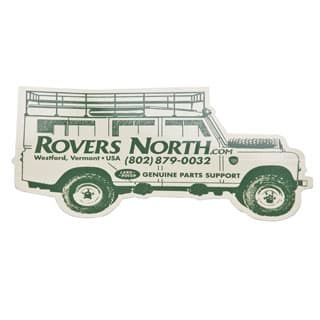 Rovers North Decal 109 Station Wagon