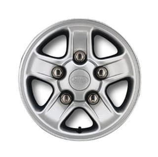 "Boost Alloy Wheel in Silver 16"" X 7"""