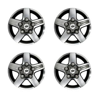 ALLOY WHEEL DUAL FINISH DEFENDER SVX - SET OF 4