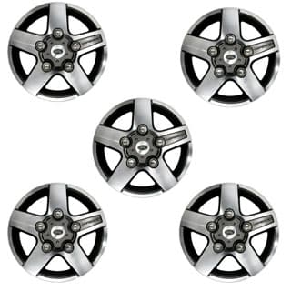 ALLOY WHEEL DUAL FINISH DEFENDER SVX - SET OF 5