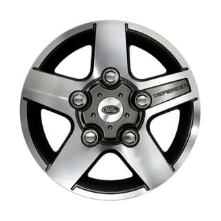 Alloy Wheel Dual Finish Defender Svx