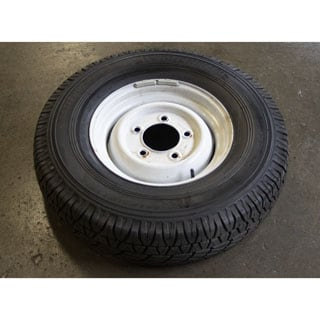 Tire & Wheel Combo Michelin Latitude 750 X 16""