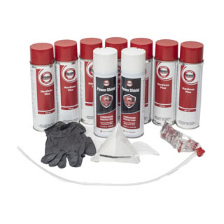 Waxoyl Aerosol DIY Kit For Large Unibody