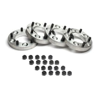 WHEEL SPACER SET FOR DRUM BRAKE SERIES III & DEFENDER