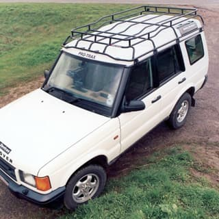 ROOF RACK DISCOVERY II WITHOUT ROOF RAILS