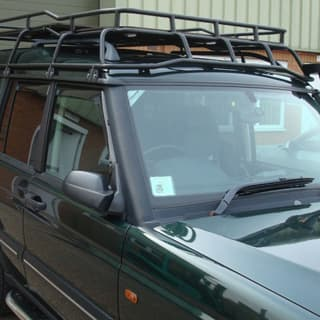 ROOF RACK DISCOVERY II WITH ROOF RAILS