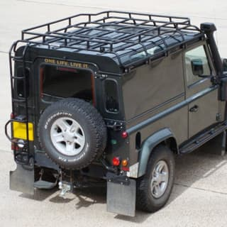 Defender Roof Racks And Ladders Rovers North Land