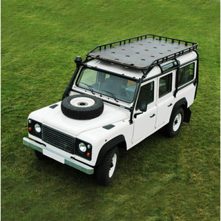 Roof Rack, Safety Devices Explorer, Defender 110