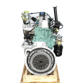 ENGINE ASSEMBLY 2.25L PETROL - ROVERS NORTH
