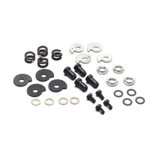 ADJUSTER KIT BRAKES SHOES SERIES IIA - III & DEFENDER w/REAR DRUMS