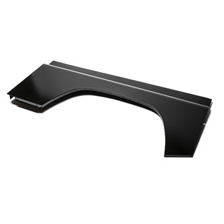 Rear LH Body Panel Def 90 All Models