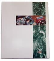 WORKSHOP MANUAL W/BINDER DEF 90 1997