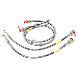 Land Rover Discovery I Stainless Steel Brake Lines