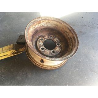 Used Road Wheel Steel 15""