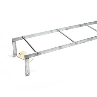 Galvanized Ladder For Roof Rack Series & Defender