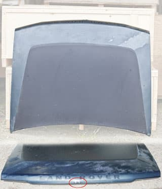USED DISCOVERY I BONNET