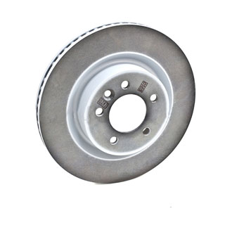 Brake Disc Front Axle  LR3 & L320 Single Disc