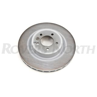 BRAKE DISC FRONT 4.2 SUPERCHARGED 2006-2009, 5.0 NA V8 2010-2013 - GENUINE