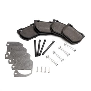 BRAKE PADS  REAR          110 REAR  NON NAS