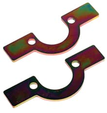 Spring Retainer Front Pair Heavy Duty