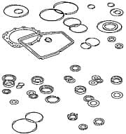 Gasket Kit  ZF Gearbox