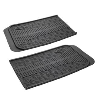 Rubber Mat Set Rear Pr Defender 110 S.W.