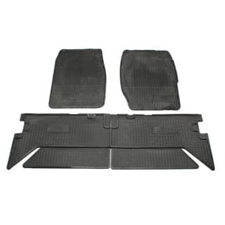 Rubber Floor Mat Set Discovery I