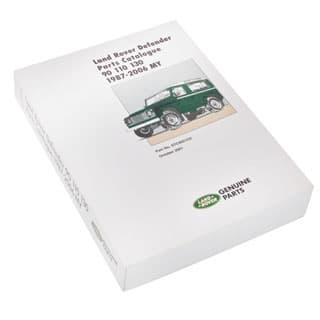 Parts Catalog - Defender 90/110/130 1987-2006