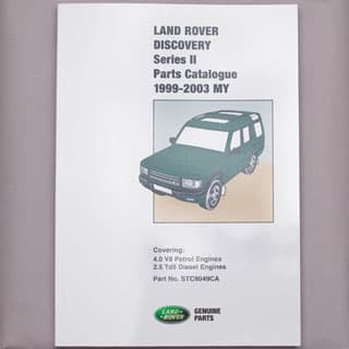Parts Catalog  Discovery II 1999-2002