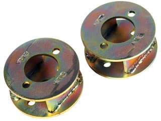 2 Inch Lift Spacer Set Front Or Rear Discovery I, Defender, Range Rover Classic