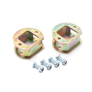 """SPRING LIFT SPACERS 2"""" FRONT DII PAIR"""