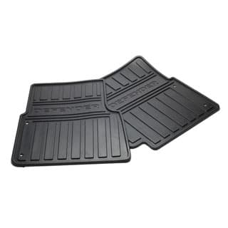Rubber Mat Set Front Pair Defender 2012+
