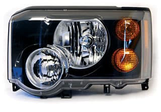 Headlamp Assembly, Left,  Discovery II 2003+
