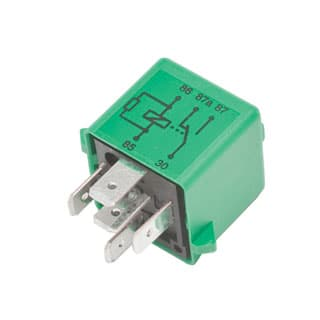 RELAY - GREEN 5 PIN