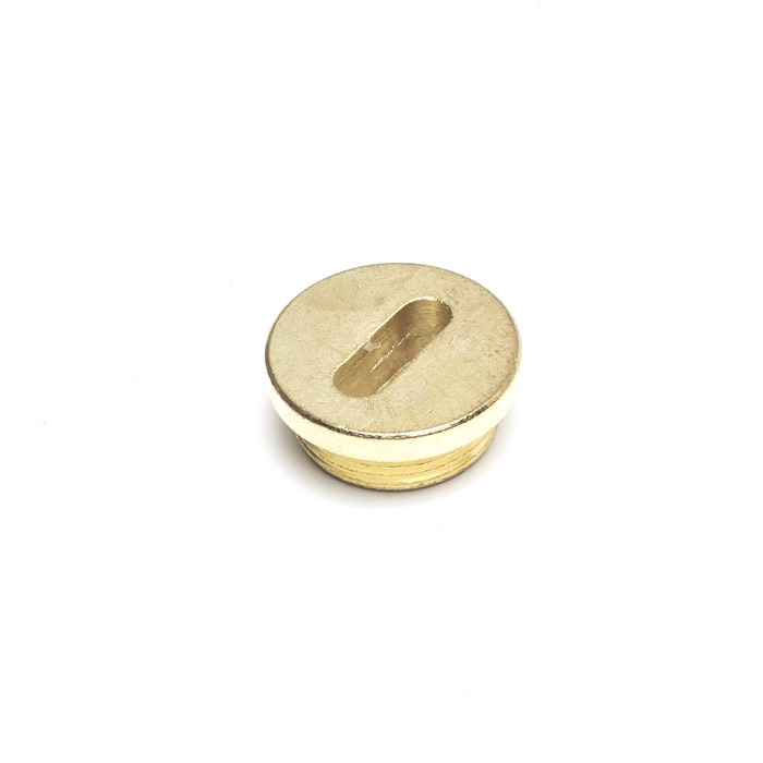 DRAIN PLUG SLOTTED TYPE- GENUINE