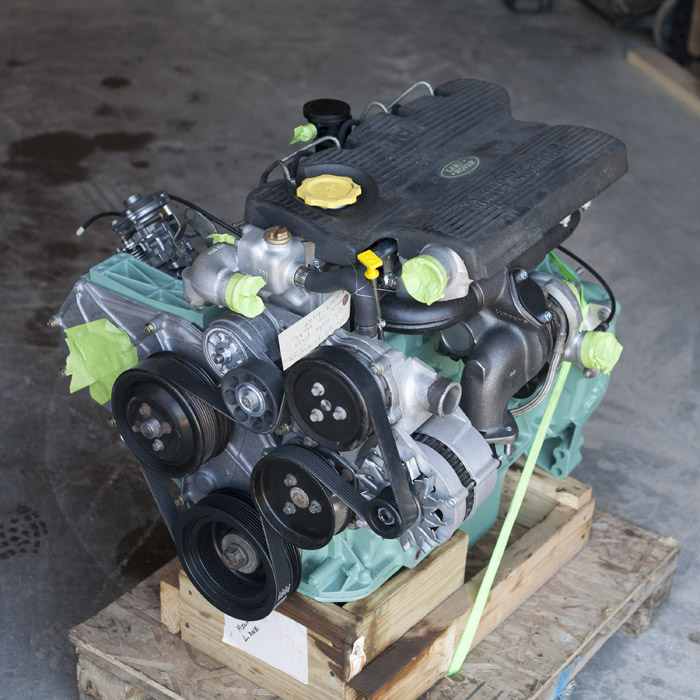 REBUILT 300 TDI ENGINE DEFENDER